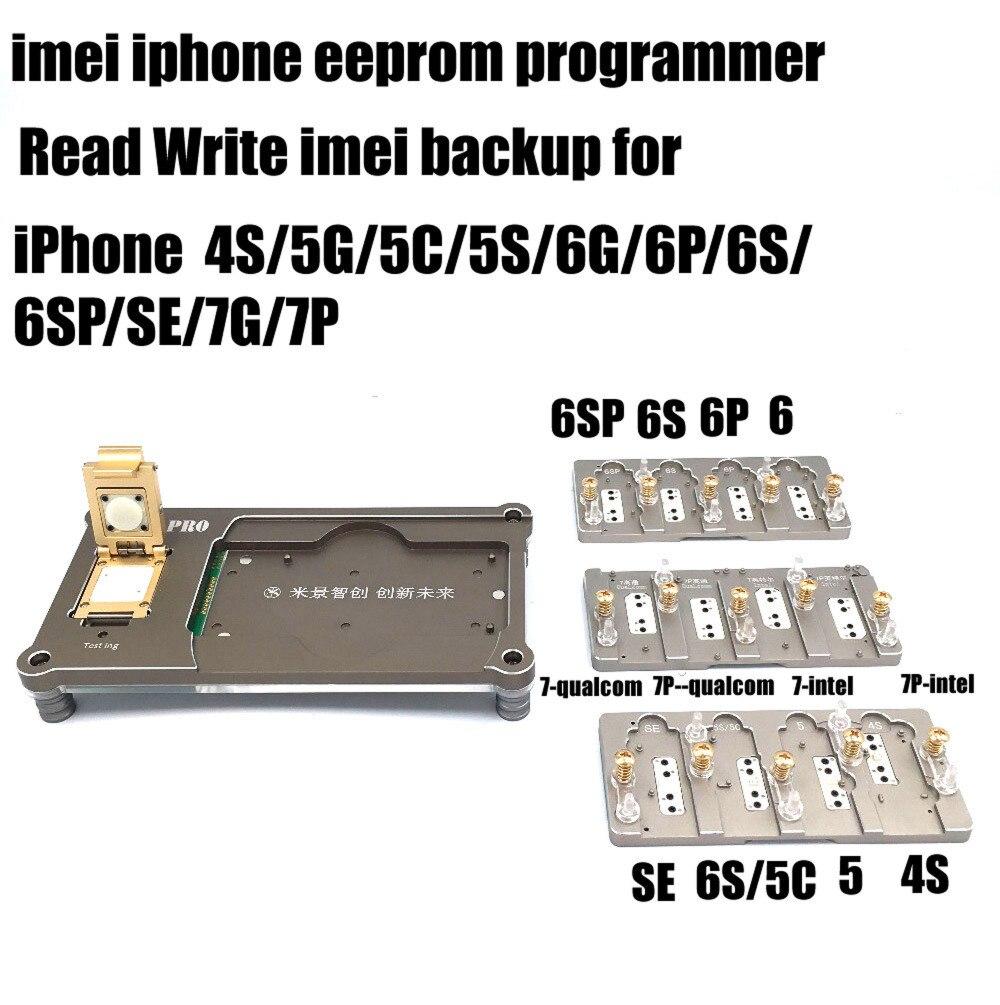 <font><b>Iphone</b></font> EEPROM программист правом записи чтения IMEI резервного копирования для <font><b>iPhone</b></font> 4S 5 5C 5S 6 6 P 6 S 6sp 7 7 P совпадают полосы процессора разблокировать &#8230;
