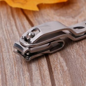 Do pazurów u nóg Clipper Cutter trymer podnośniki do Manicure ze stali nierdzewnej narzędzie do Pedicure tanie i dobre opinie CN (pochodzenie) Palec Trimmer clipper 3TT500048