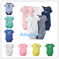 Baby Clothing ! 2016 New Similar Carte Newborn Baby Boy Gril Romper Clothes Short Sleeve Infant One- piece bodysuit Product