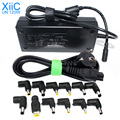 120W Universal Laptop Power Adapter for Lenovo ASUS SONY HP Compaq SAMSUNG MSI 18.5V 6.5A 19.5V 6.15A 19V 6.32A G50 Y400 12 DC