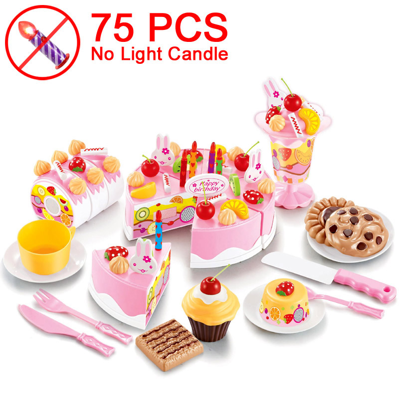 75 Pink NO Candle T