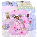 Горячая комплект постельных принадлежностей cobertor детское одеяло Ватки Коралла Детское Одеяло Super Soft Постельное Белье Завод Продаж продукт младенца пеленальный 76*102 СМ