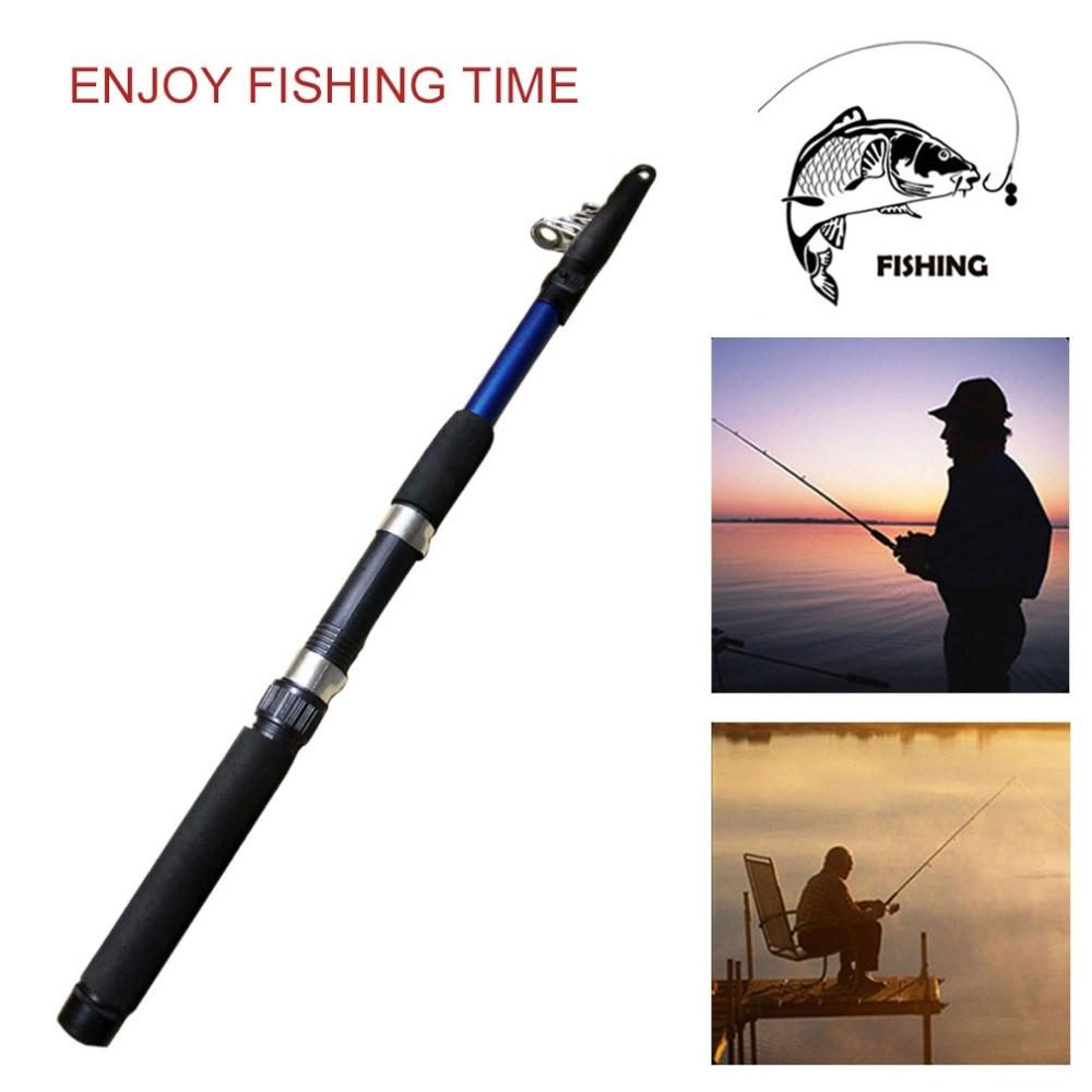 2b9a0d449 Varas de Pesca Equipamento de Pesca de Alto Desempenho Fundição Isca ...