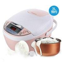 3018Q маленькая мини рисоварка Smart 6 Home 5 Authentic 4 полностью автоматическая 1 2 3 человек