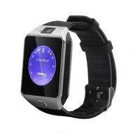 Buletooth Inteligentny Zegarek Z Kamerą Smartwatch DZ09 wsparcie facebook Twitter SIM/TF Karty wielojęzyczne Na telefonie Z Systemem Android w Inteligentne zegarki od Elektronika użytkowa na