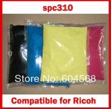 High quality color toner powder compatible for Ricoh spc310/c310/310 Free Shipping