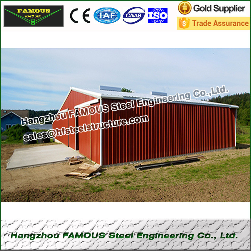 Metall garage und stahl schuppen aus China stahlkonstruktion ...
