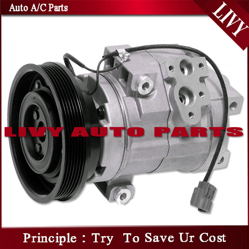10S20C AC Compressor For Car ACURA CL TL 3.2L 1999 2003