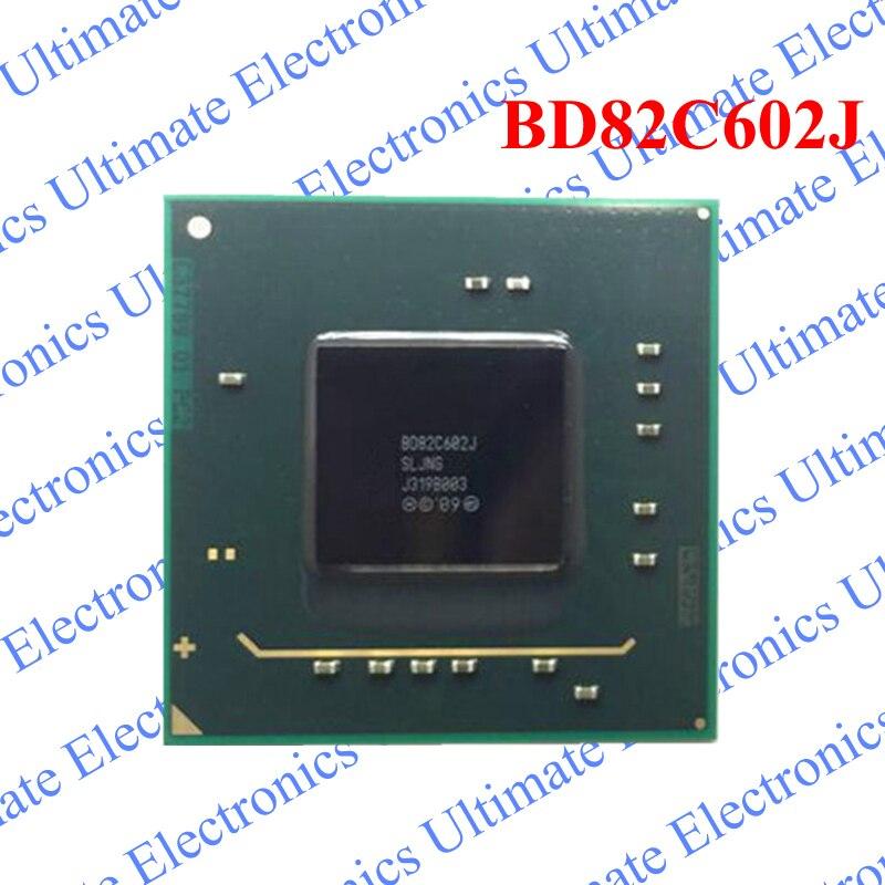 ELECYINGFO Used BD82C602J BGA chip tested 100% work and good qualityELECYINGFO Used BD82C602J BGA chip tested 100% work and good quality