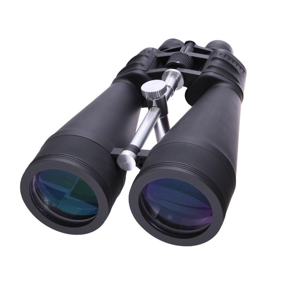 Scokc15 45X80 Hd Waterproof Lll Night Vision high power zoom marine Binoculars professional hunt telescope no