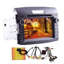 "7""Android4.4 Car dvd player for Honda CRV 2012 2013 Car radio Stereo GPS Navigation Video Audio Head Unit Autoradio wifi+Canbus"