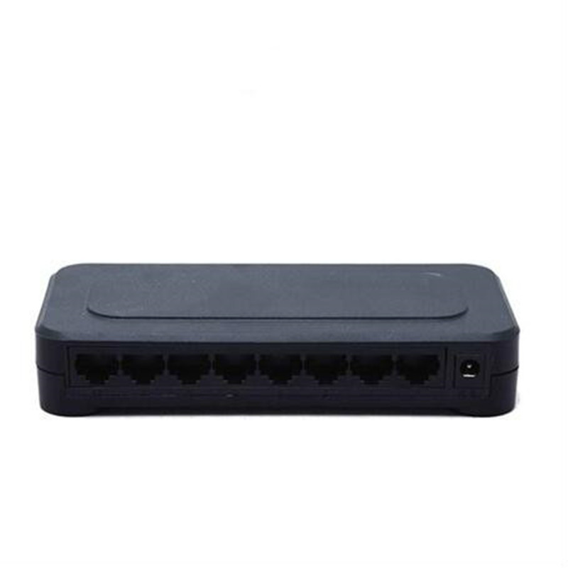 OEM Neue modell 8 Port Gigabit Schalter Desktop RJ45 Ethernet Switch 10/100/1000 mbps Lan Hub schalter 8 portas