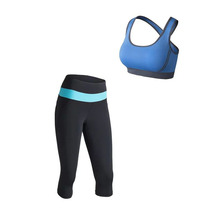 newest sports wear for womens yoga sets suits for girls ladies training suit for gym fitness