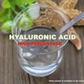 High Percentage Concentration Hyaluronic Acid Liquid 1000ml HA Moisturizing Cosmetics OEM