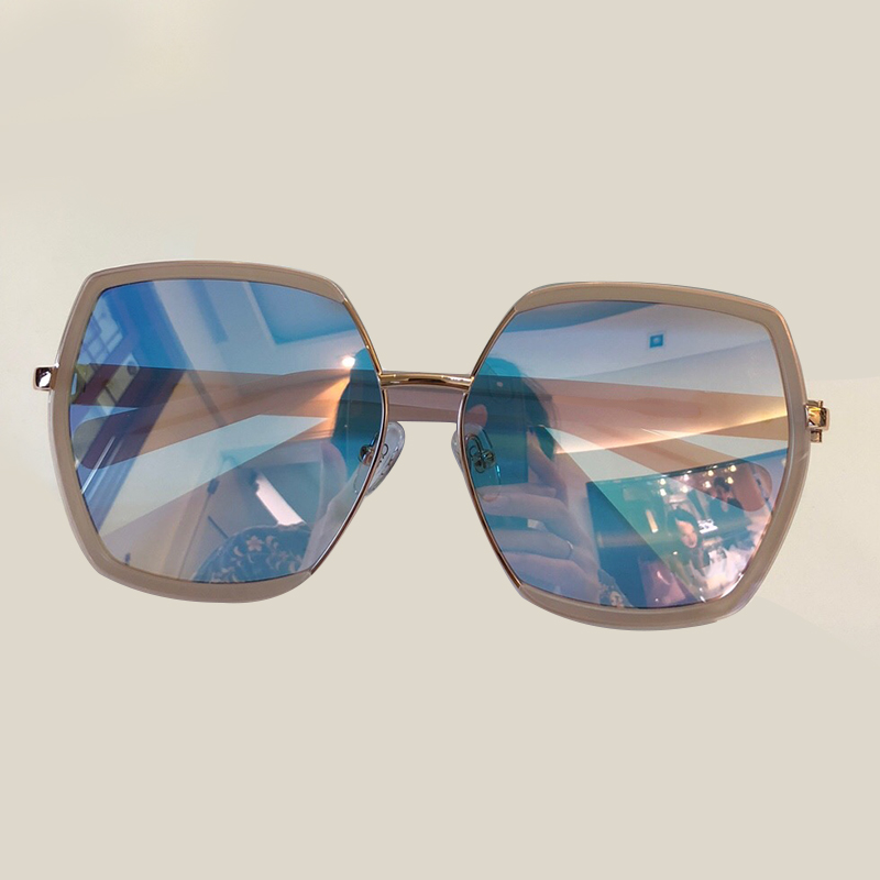 Sunglasses Box Mit Weibliche Sonnenbrille Brillen no5 Rahmen Oversize Platz no2 Mode Sunglasses no4 Sunglasses no3 No1 2019 Acetat Original Luxus Frauen Sunglasses Sunglasses aqFCwv