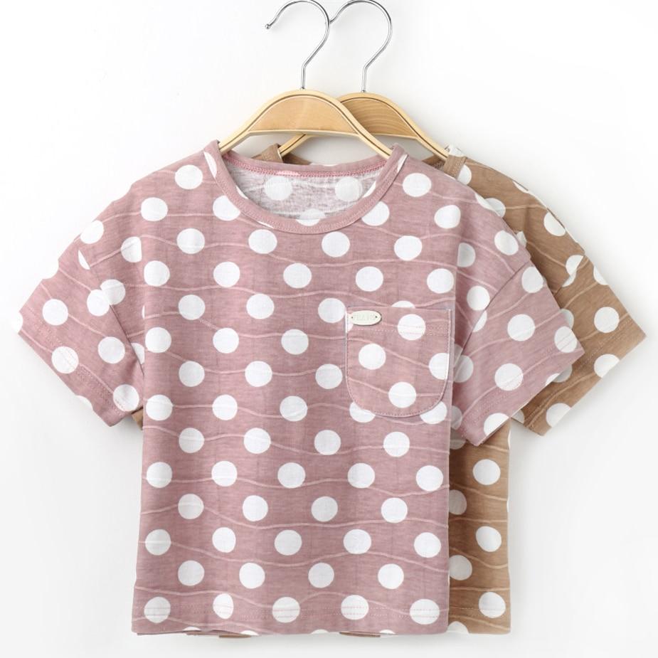 Children T-Shirt Tops Boys Clothing Baby-Boys Summer Cotton for Kids Brand