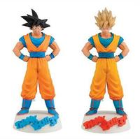 25cm Dragon Ball Z 30th Son Goku Super Saiyan Action Figure PVC Collection figures toys for christmas gift brinquedos