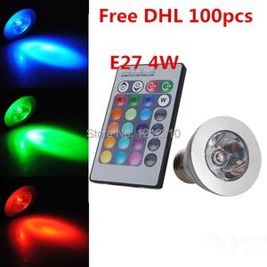 Lowest price 4W LED RGB spotli