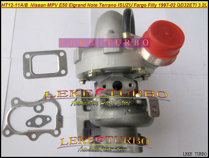 Ht12-11b 14411-1w401 14411-1w402 144111w401 turbo for nissan mpv e50 elgrand note terrano for isuzu f