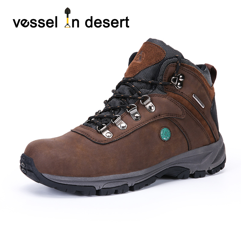good out x huge discount big discount US $98.99 |Vessel in Desert Men's Waterproof Warm Hiking Outdoor Boots  Breathable Walking Boots Mens Footwear Free Shipping Plus Size-in Hiking  Shoes ...
