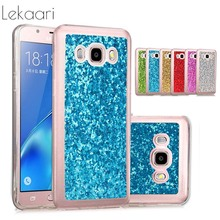 Bling Case For Samsung Galaxy J2 J3 J5 J7 J1 6 2016 2017 Case Cover Silicon Back Case for Samsung Galaxy J5 J7 Prime Cover Coque(China)