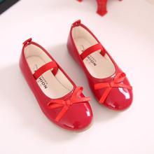 Crianças Meninas Calçam Sapatos de Princesa Plana Moda Casual Flores Vestido de Festa Sapatos de Couro Do Bebê Borboleta xiangtuo328 Enfants