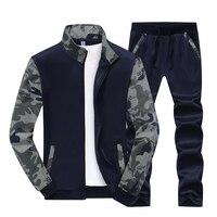 Men Hoodie Fashion Men's Sportswear Active Tracksuits hoodies&Sweatshirts sportsuit Mens brand clothing Plus Size M 4XL 2018