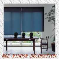 Бесплатная доставка-окно высокого качества оттенки 100% рулонные шторы для затемнения Индивидуальный размер много цветов в наличии