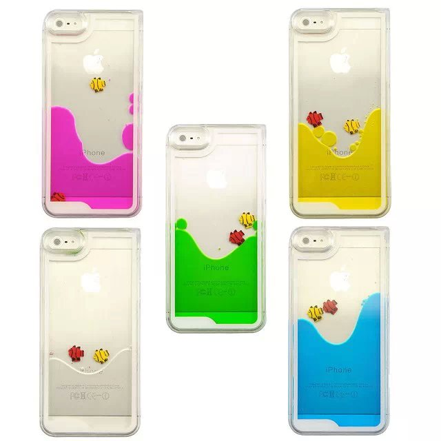 coque iphone 5 liquide canard