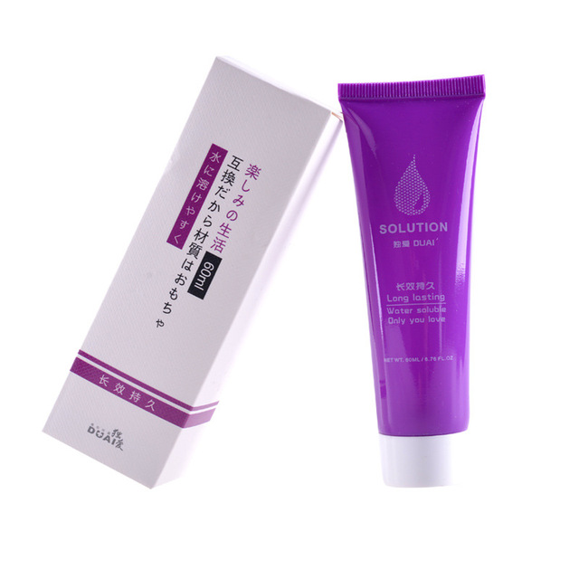 Water Based Lubricant Sex Furniture Toys for Couples Vaginal anal lubrication gel
