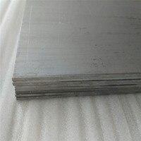 Grade 5 titanium platte titanium blatt 3mm/8mm dick * 150mm w * 150mm l  2 stücke großhandel  freies verschiffen|Schleifmittel|Werkzeug -