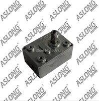 Promotional 3pcs Lot Aslong 37 3 972 Ratio GA4632 Pure Mental Gearbox For Dc Gear Motor