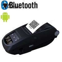 amzdeal Receipt Printer ESC POS CODE Printer Bluetooth Thermal Battery USB RJ11 US Plug Portable 100 240V 9V/1.5A Power Adapter