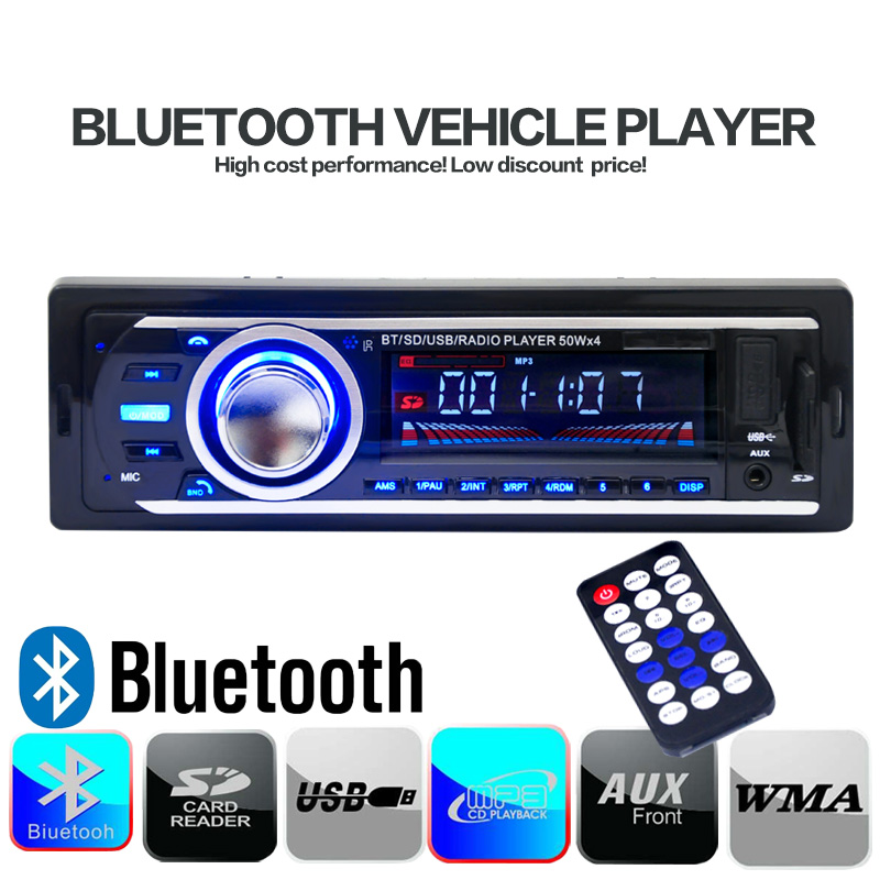 Wireless FM Remote Transmitter High Speed Car Audio Stereo MP3 ...