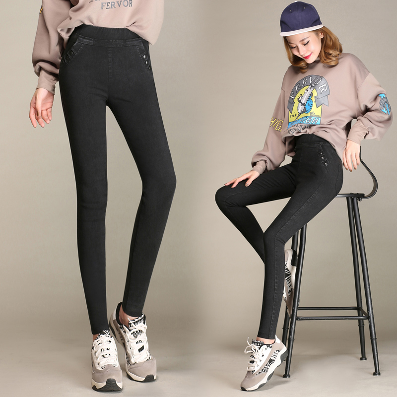 Popular Plus Size Skinny Jeans for Women-Buy Cheap Plus Size ...