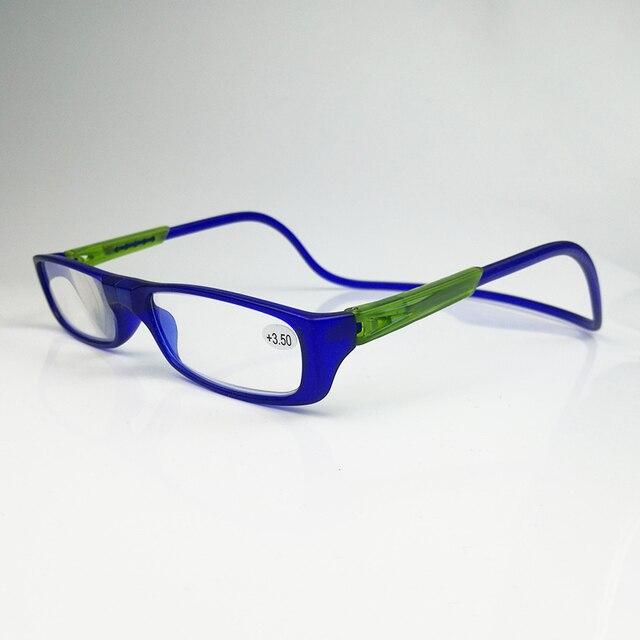 e6606ea1b25f Товар Hanging Neck Adjustable Magnetic Reading Glasses Men Women ...