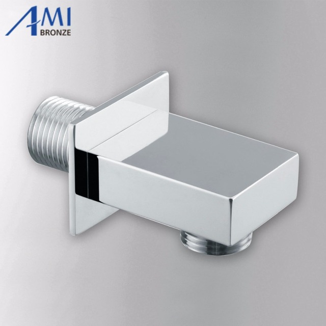 Brass Filling Valve Water Spout For Bathroom Bath Shower Accessories Hand Connect