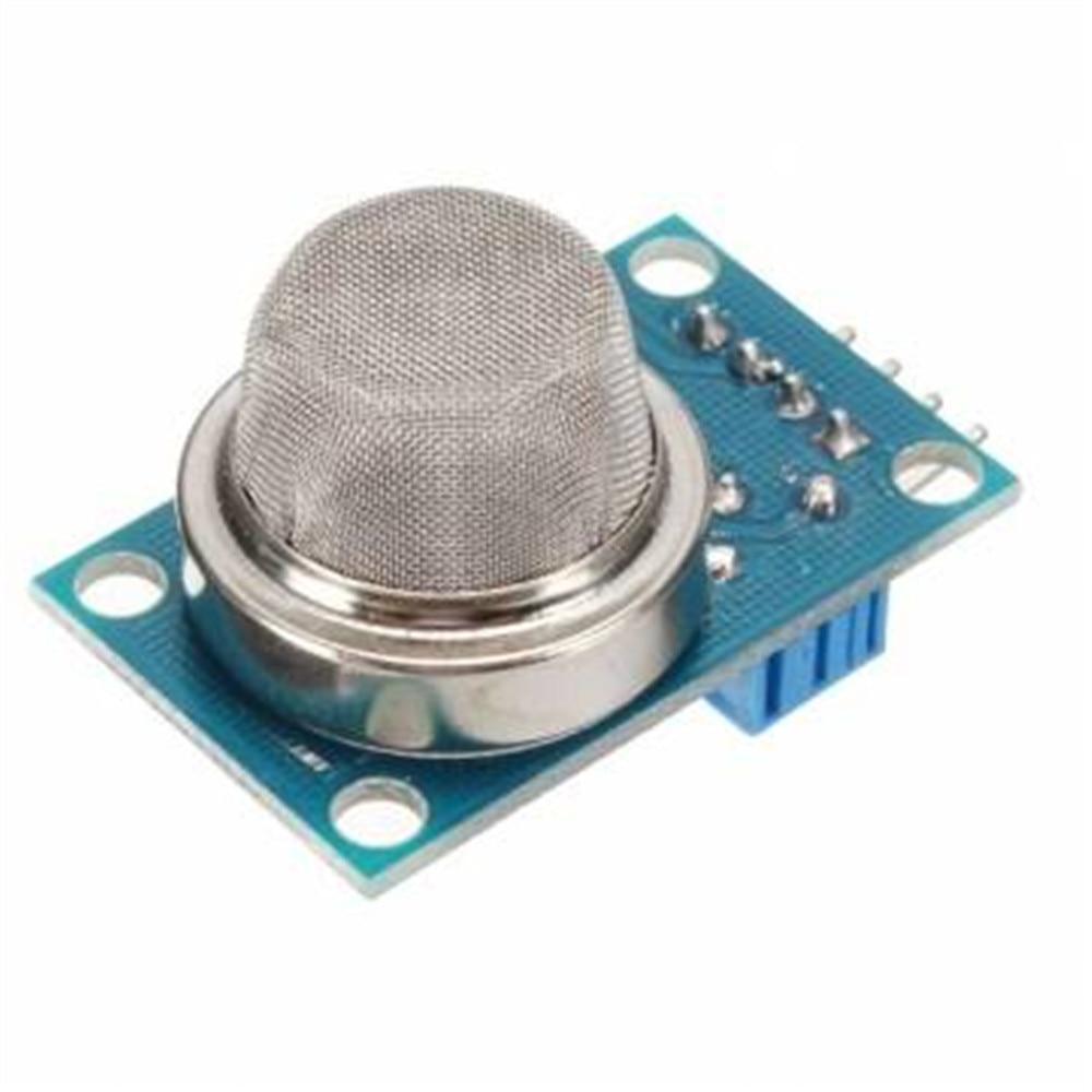 WeiKedz 10pcs/lot MQ-2 Gas Sensor Module DC 5V Smoke Methane Butane Detection