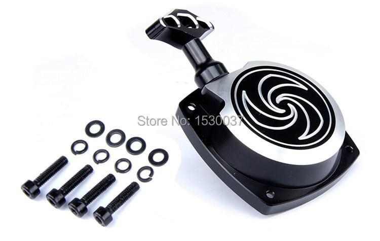 ФОТО Aluminium Seilzugstarter CNC Zenoah Chnung Yang Baja MCD Reely Pull Starter