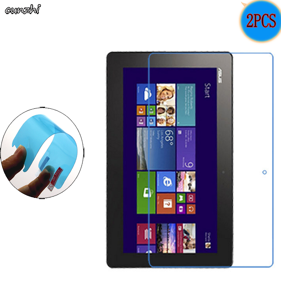 Clear Soft TPU Nano Explosion proof Tablet Screen Protector Protective Film For Asus Transformer