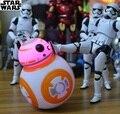 Новое Прибытие Звездные войны BB8 BB-8 Сила Пробуждается R2D2 Droid Robot Фигурку 12.5 см высокий световой пение массажер игрушки робот