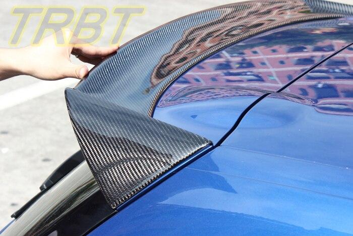 vw scirocco roof spoiler carbon fiber rear spoiler rear. Black Bedroom Furniture Sets. Home Design Ideas