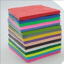 6 ШТ./ЛОТ 250 г/шт. 53 цвет oven bake Polymer clay fimo мягкая, fimo испечь, глины детей play тесто пластилин паста клей