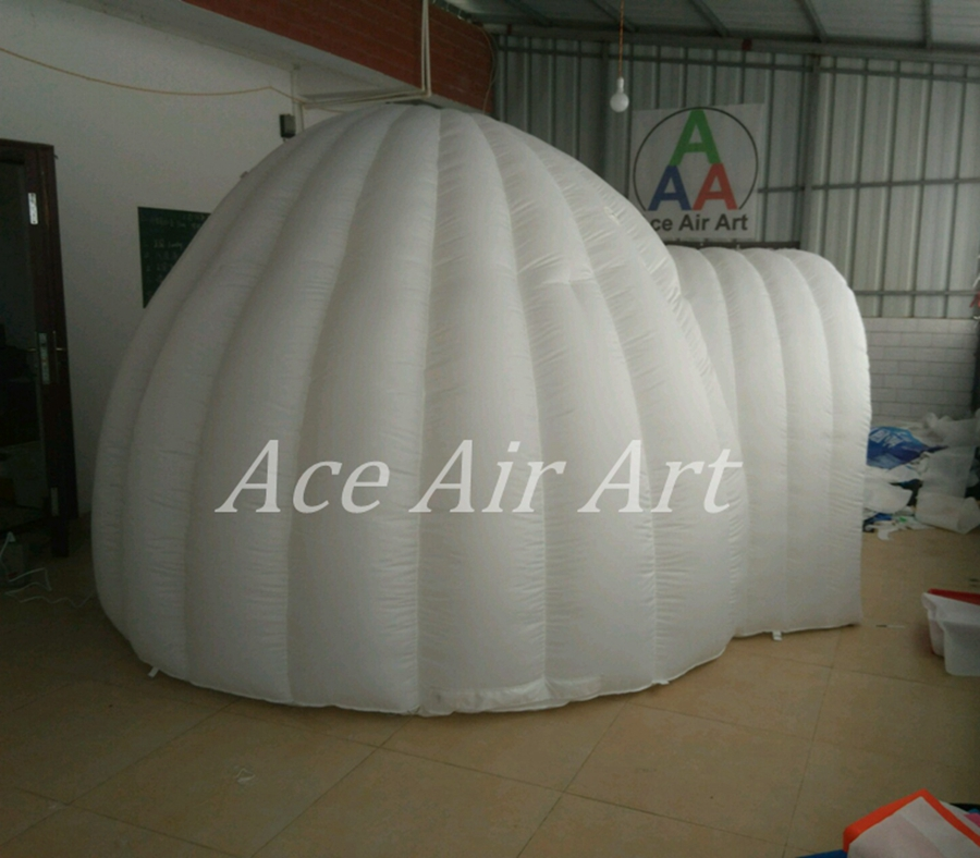 new products kid's tent house inflatable kids igloo play tent for rental