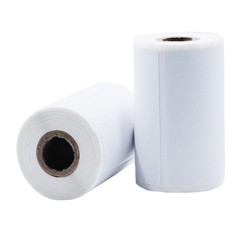 NETUM 10 Rolls/lot Thermal Printing Paper For Thermal Printer Barcode Sticker/Label/Adhensive Thermal Type For NT-G5