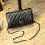 Clássico saco crossbody para as mulheres acolchoado sacos cadeia de diamante malha mulheres saco do mensageiro do sexo feminino