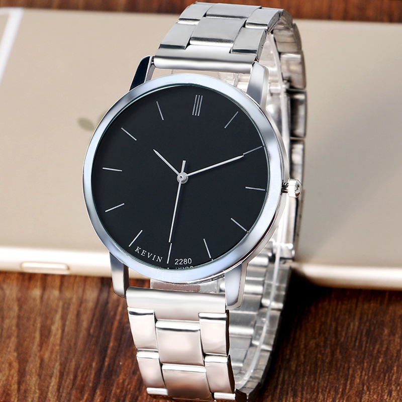 Hot Selling Simple Style Quartz Watch Men Dress Watches Business Wristwatch High Quality relogio masculino W22090 free drop shipping 2017 newest europe hot sales fashion brand gt watch high quality men women gifts silicone sports wristwatch