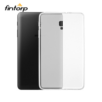 Transparent Case For Samsung Galaxy Tab A 8.0 2017 T380 T385 Cases for Samsung Galaxy Tab A2 S 8.0 inch Soft TPU Clear Covers tab a 8 0 2017 litchi folio pu leather case flip cover for samsung galaxy tab a 8 0 2017 a2s t380 t385 sm t385 tablet case