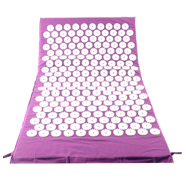 Back Body Massage Relieve Stress Tension Pain Yoga Mat for Acupressure Massage & Relaxation BR138