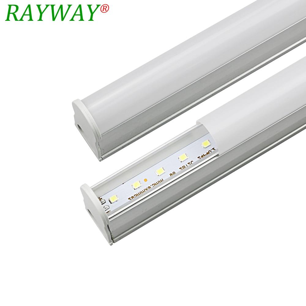 Rayway Led Grow Light Full Spectrum T5 Tube Indoor Plant Lamp On Fluorescent Fixtures Circuit Diagram Ryaway 30cm Ac 85v265v